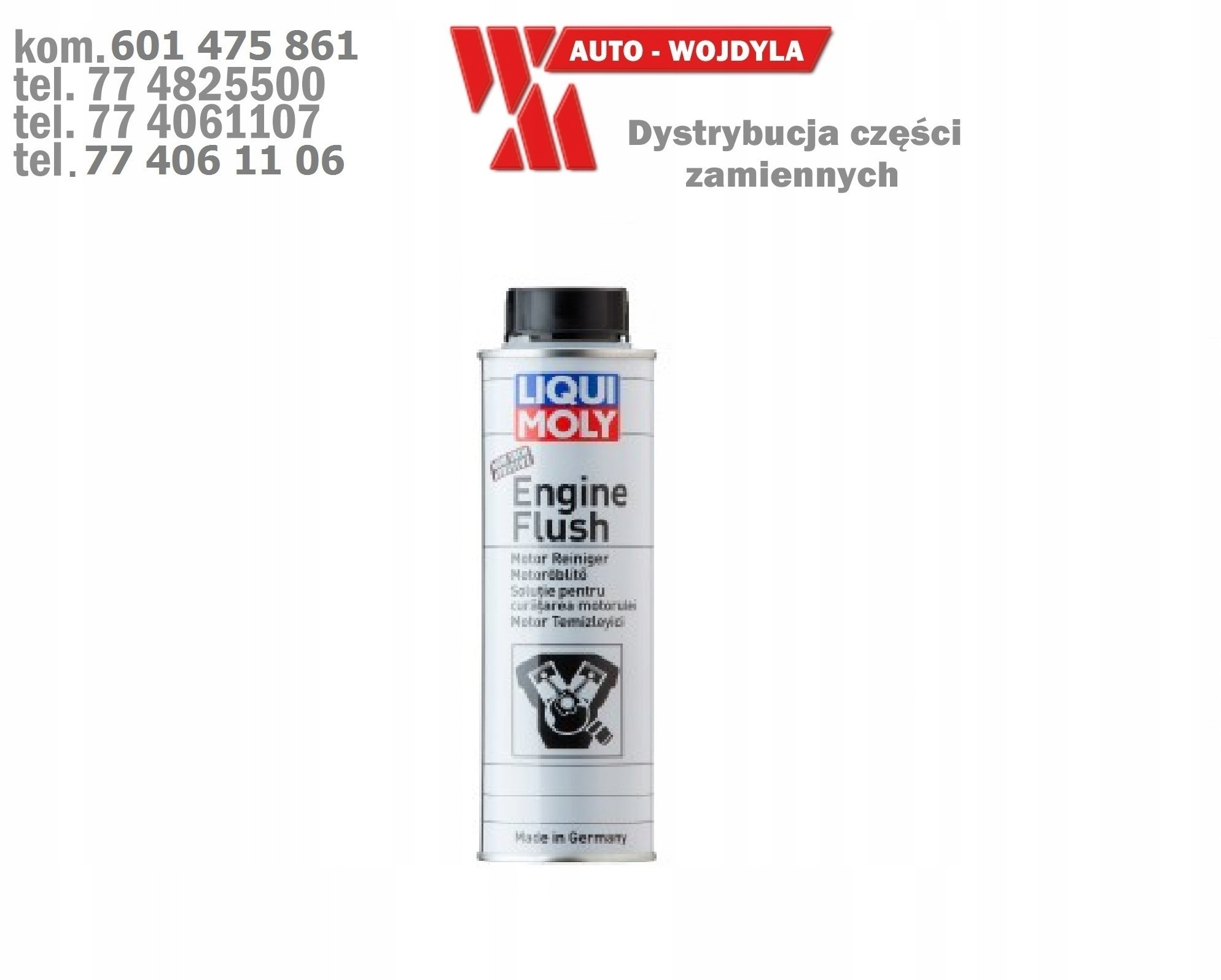 Engine Flush płukanka 300 ml L2640 Liqui Moly