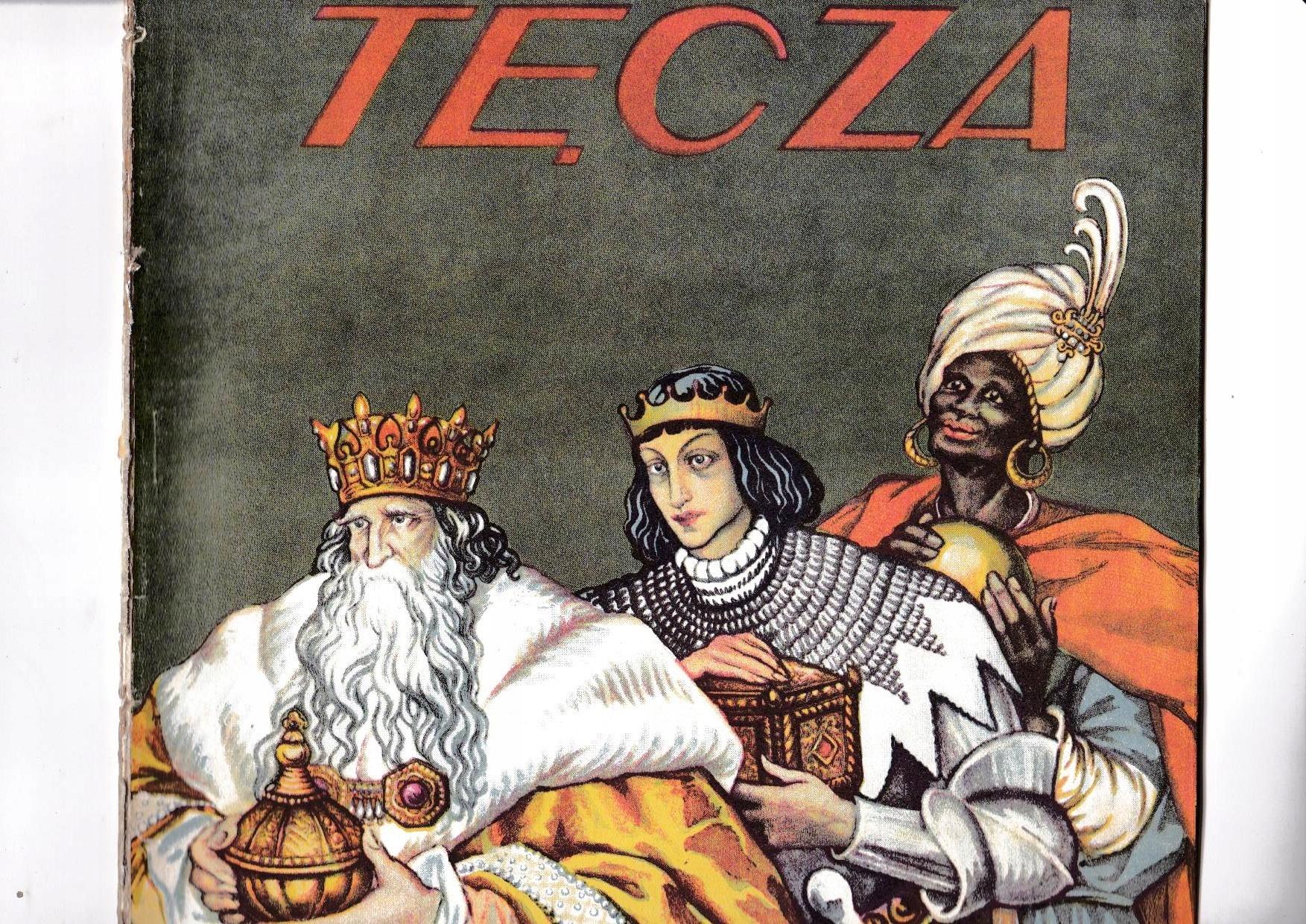 Tęcza 1928 1 Trzej Królowie Warszawa Kraków