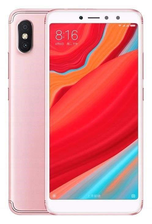 Smartfon Redmi S2 DualSim 32GB Różowe złoto