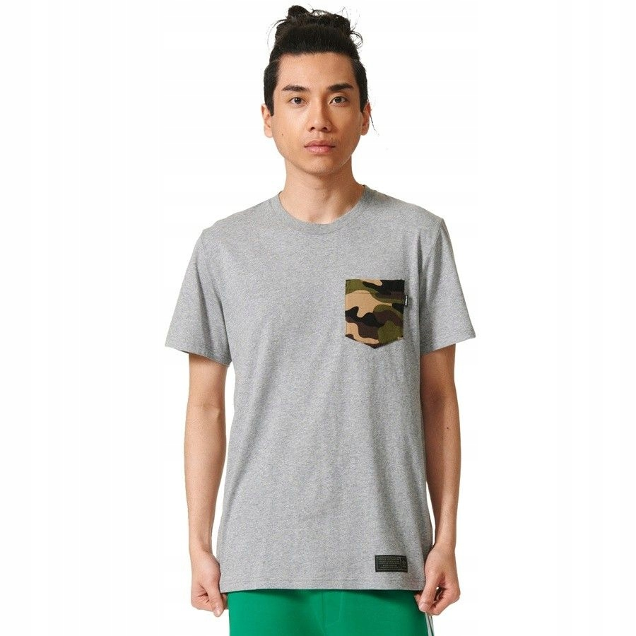 Koszulka adidas Originals Camo Pocket Tee AY8875 -