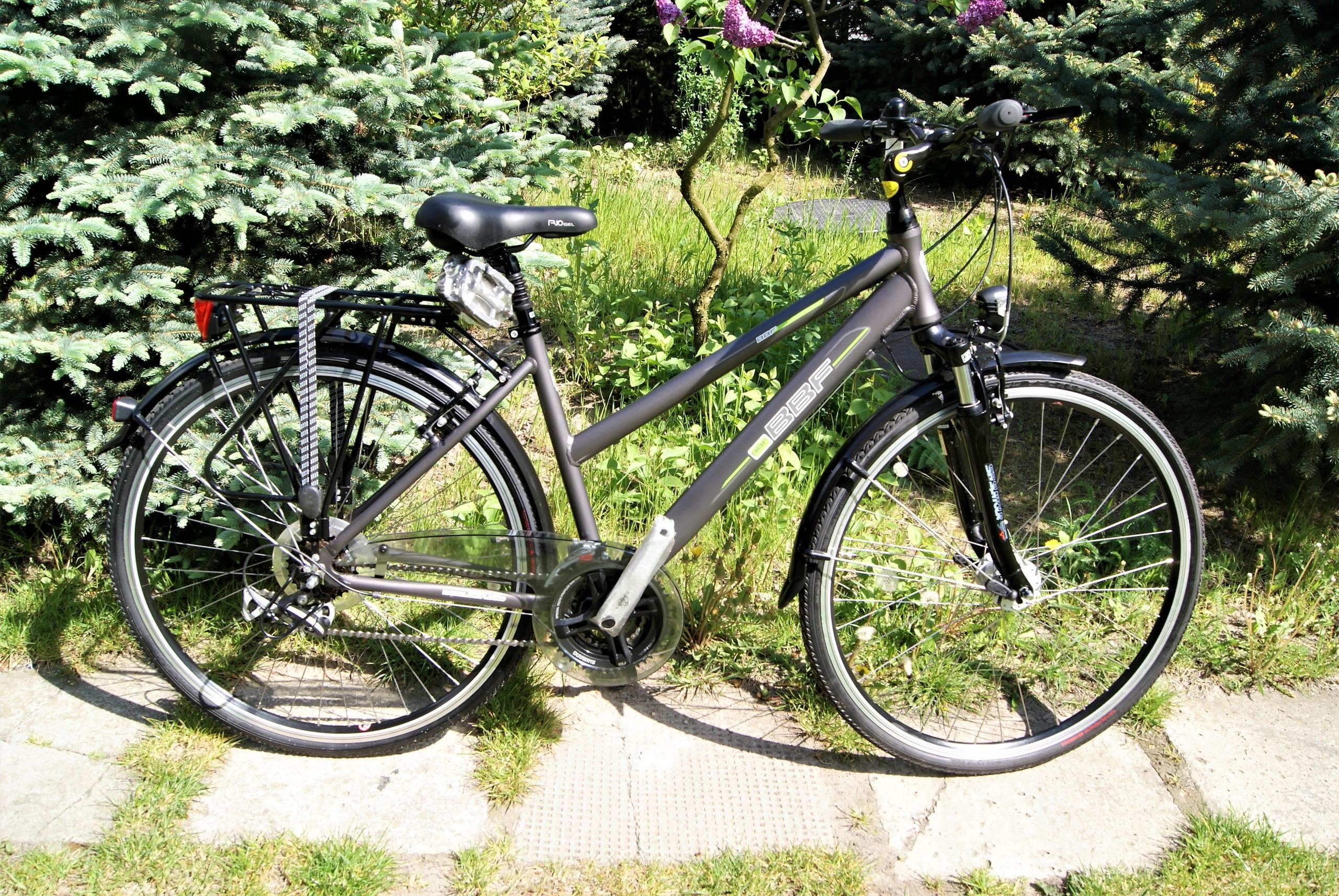 """Damski rower trekkingowy, 28"""", Acera, Alu"""