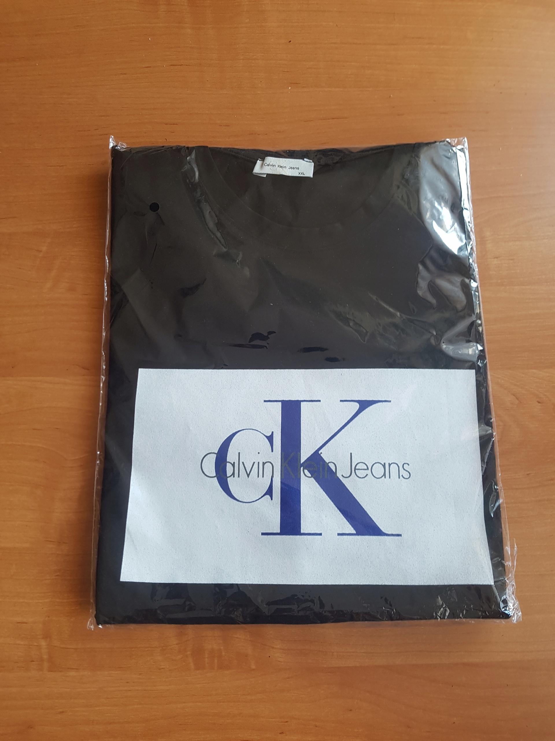 Koszulki z logo ---Calvin Klein Jeans--- NOWE