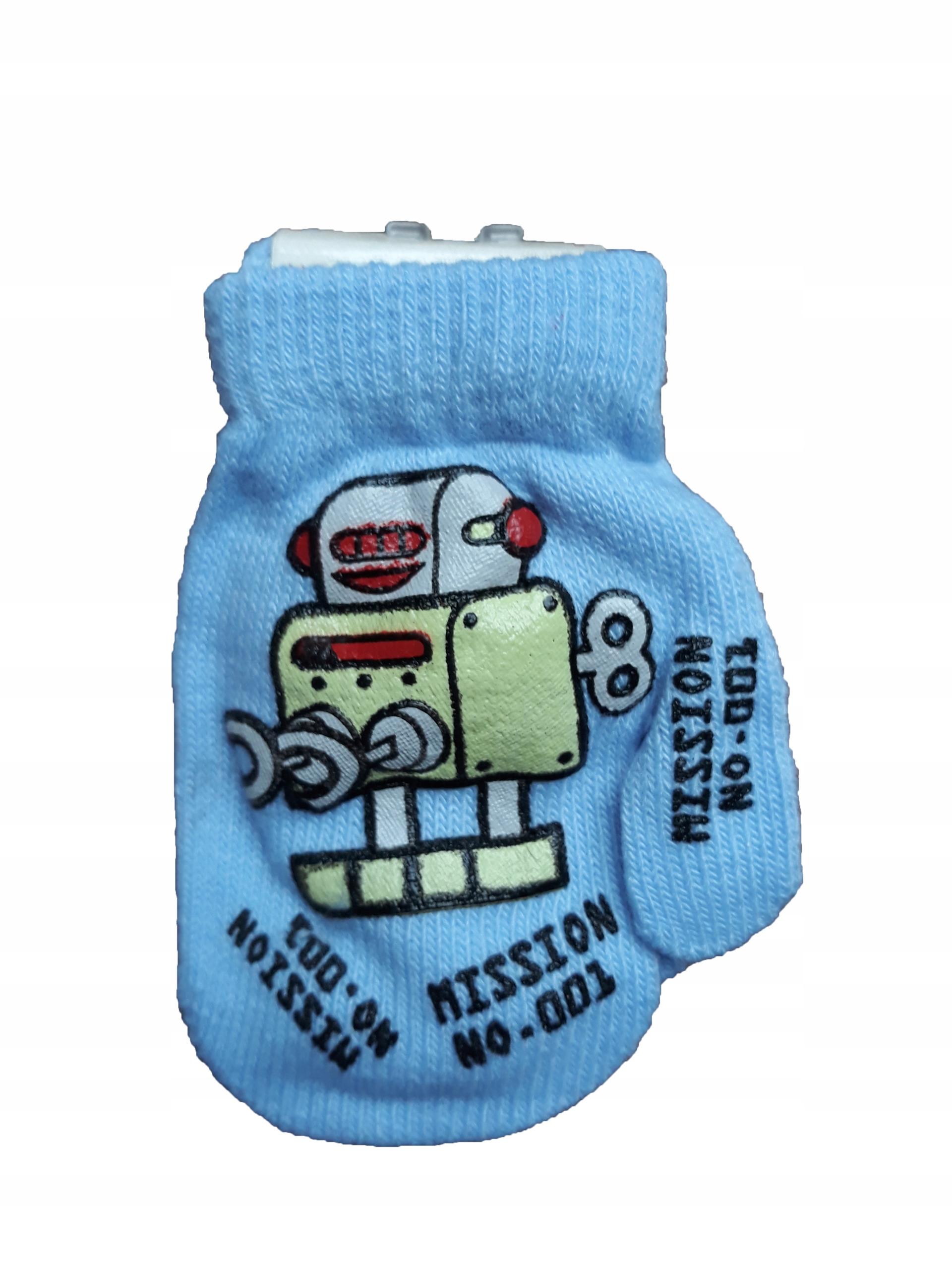 Rękawiczki dziecięce 13 cm