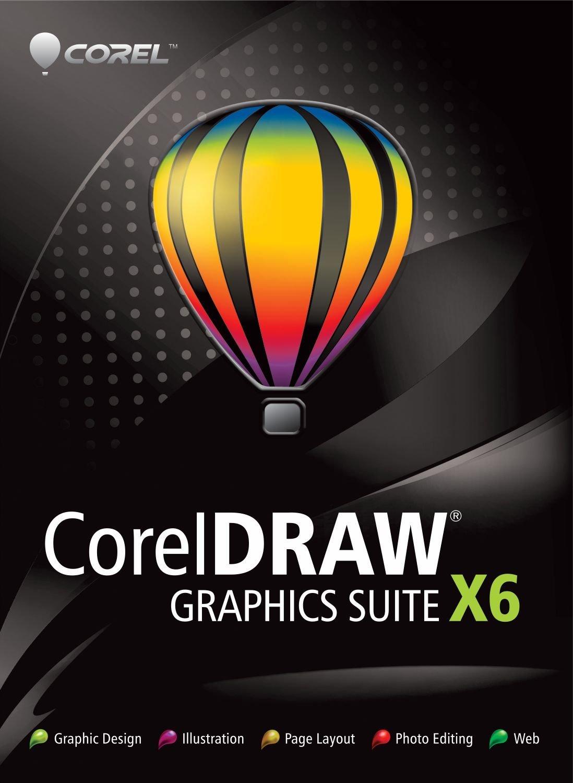 CORELDRAW X6 GRAPHICS SUITE