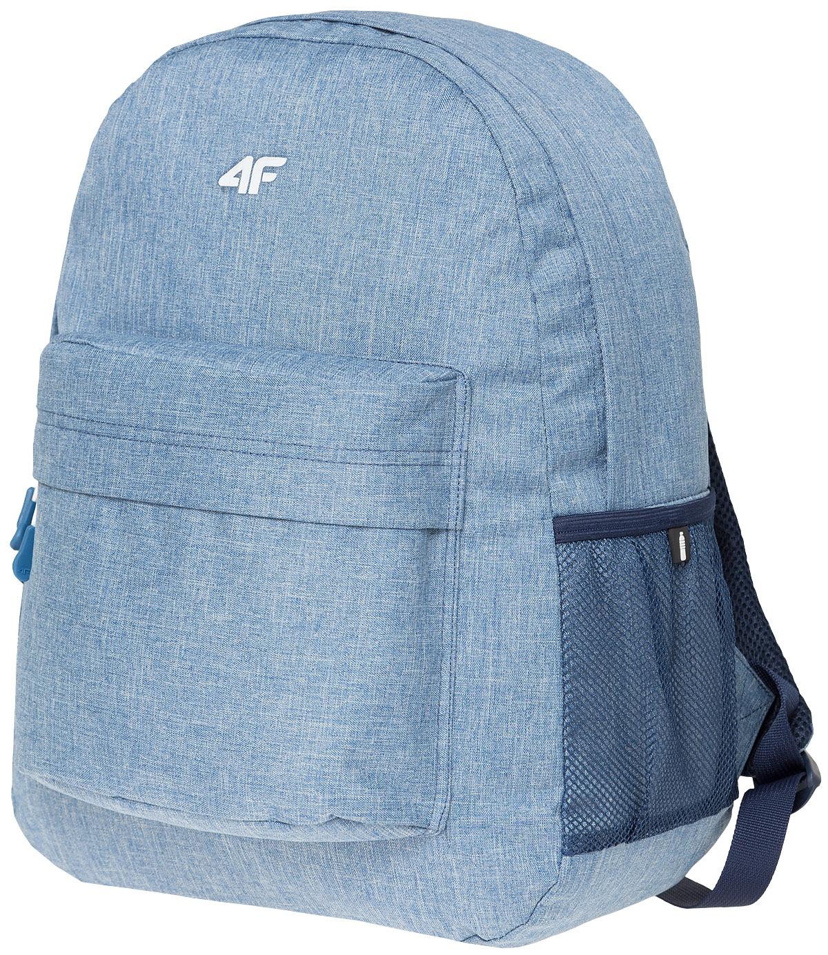Plecak miejski 4F H4L18-PCU003 30M niebieski 15l