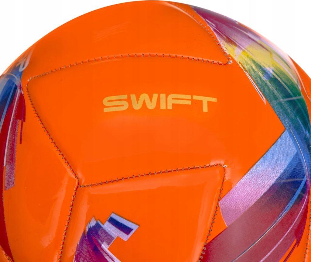 Spokey SWIFT JUNIOR Piłka nożna r. 5 (920068)