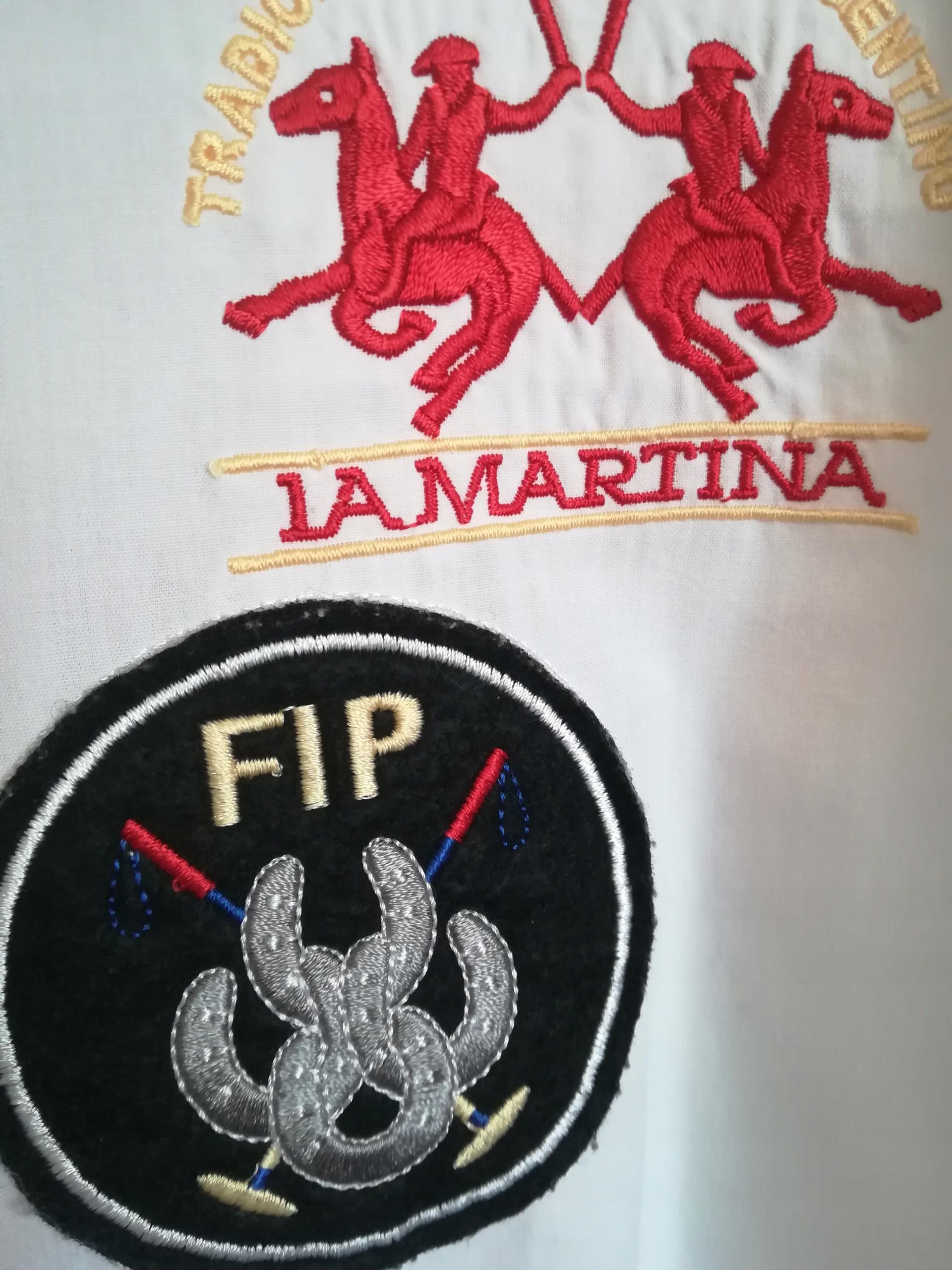 La Martina elegancka koszula męska XL