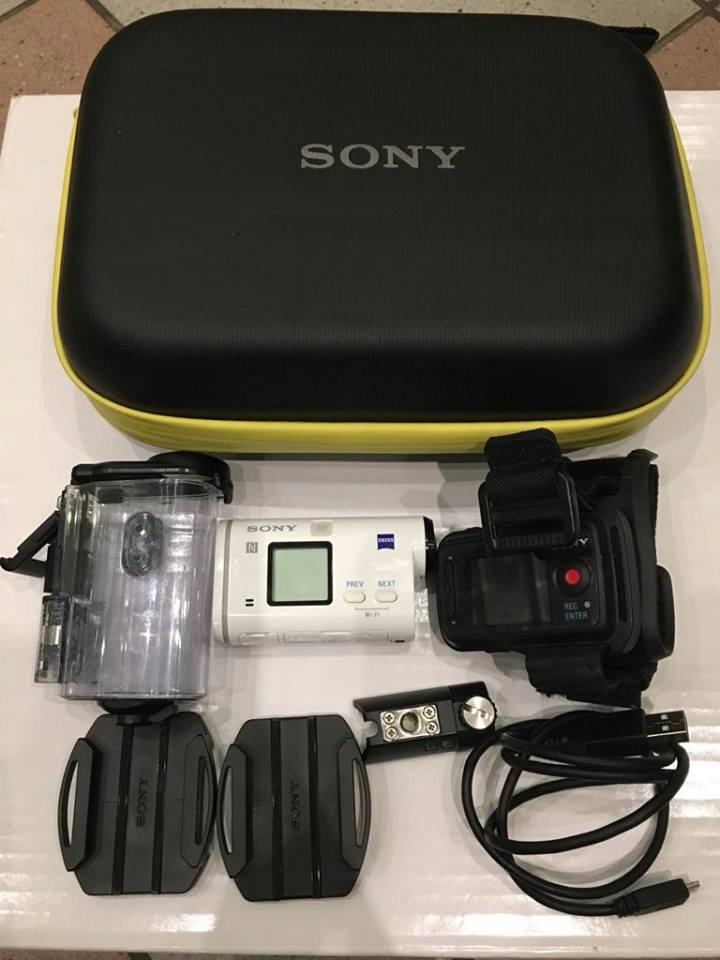 KAMERA SONY HDR-AS200V