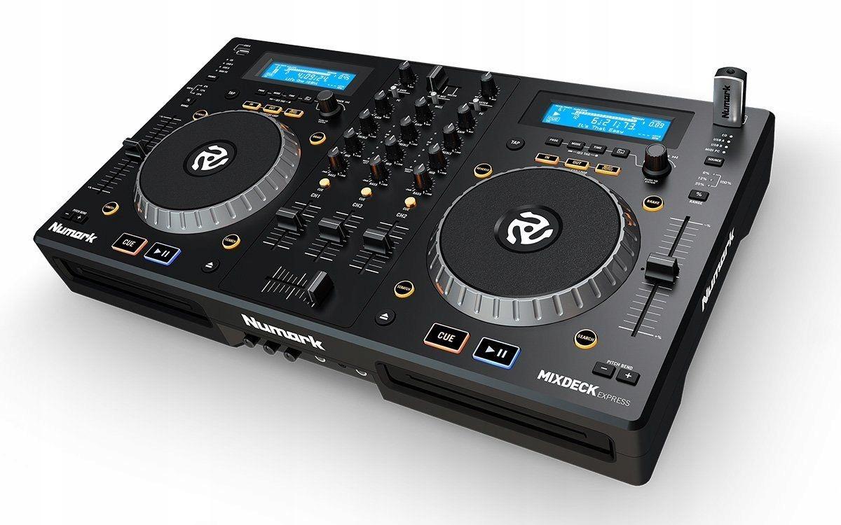 Numark Mixdeck Express Black kontroler DJ