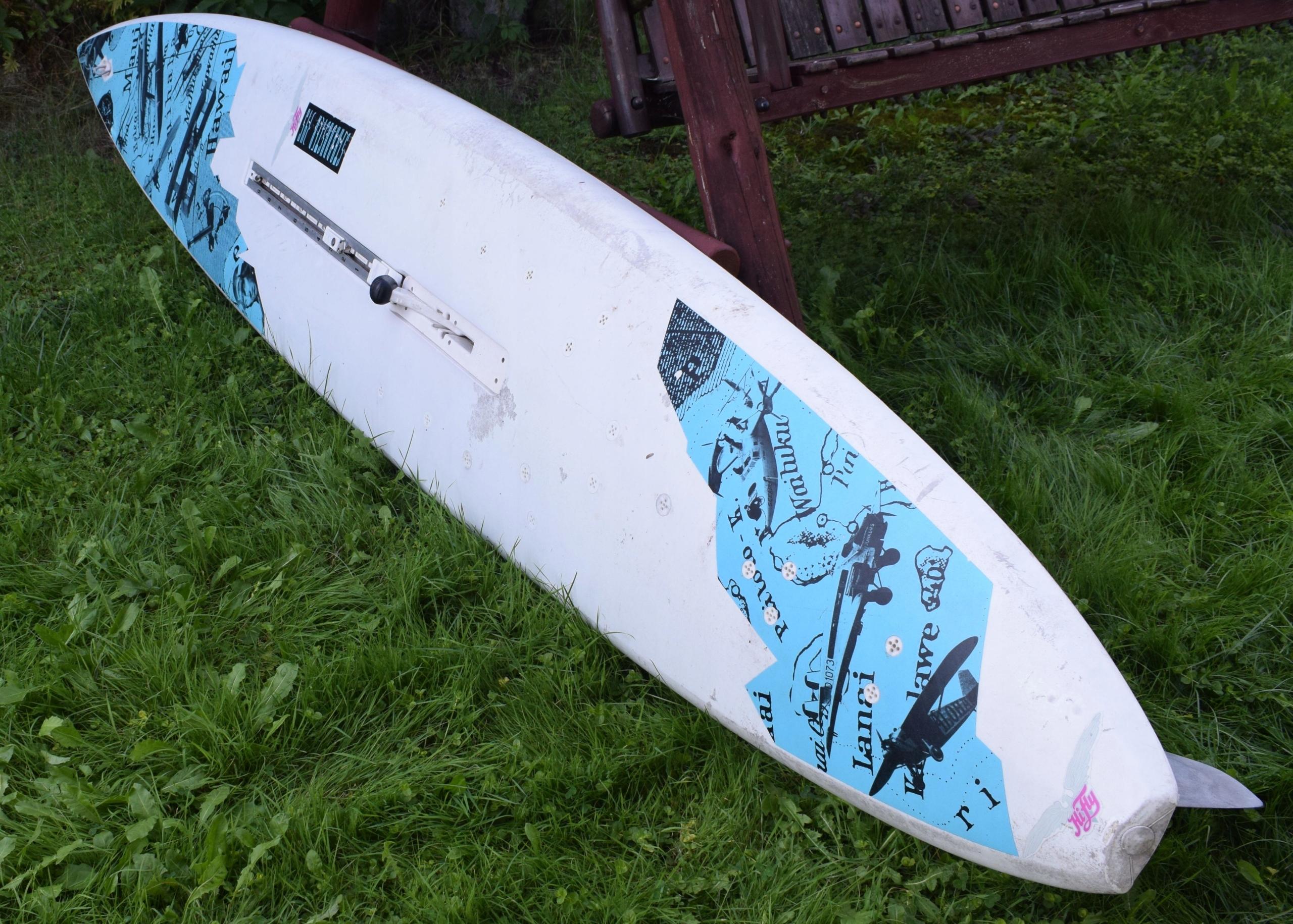 Deska windsurfingowa
