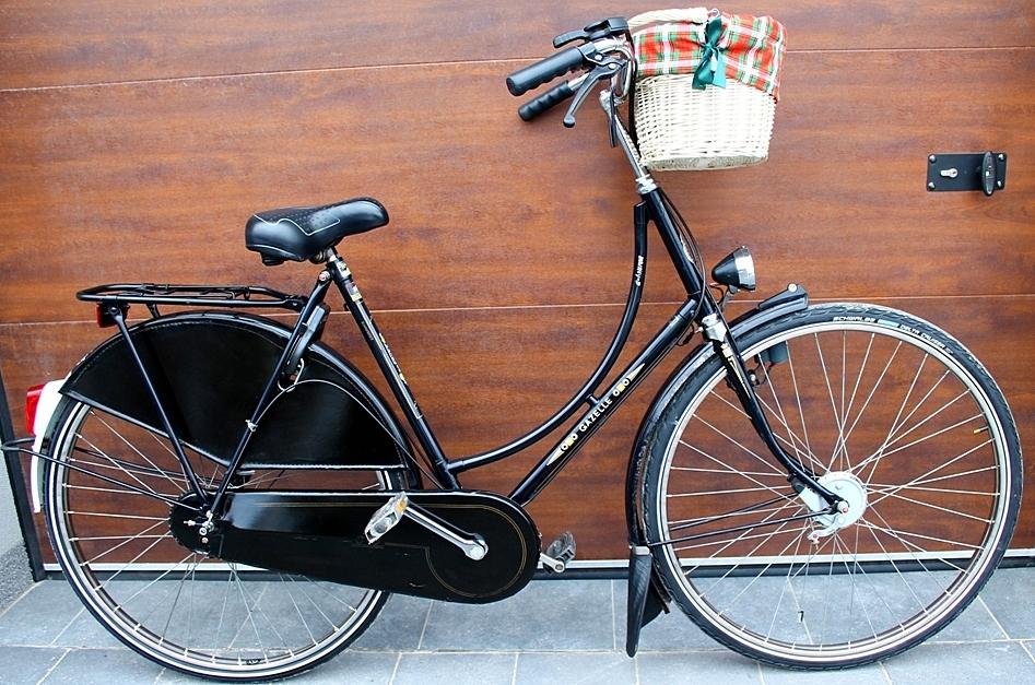 Rower GAZELLE damski miejski 28 cali klasyk