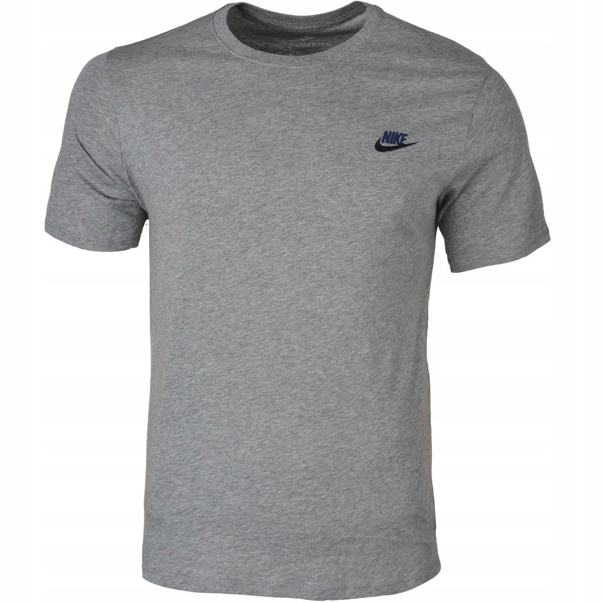 T-shirt NIKE Koszulka Męska (827021-092) M