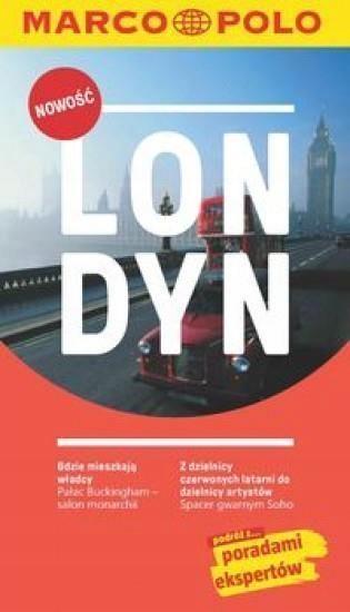 LONDYN - PRZEWODNIK Z MAPĄ W ETUI, PRACA ZBIOROWA