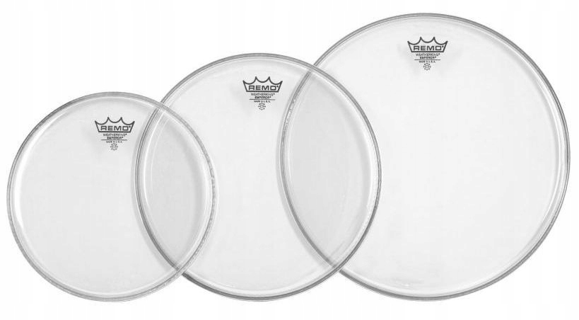 REMO PACK Emperor Clear 10,12,14