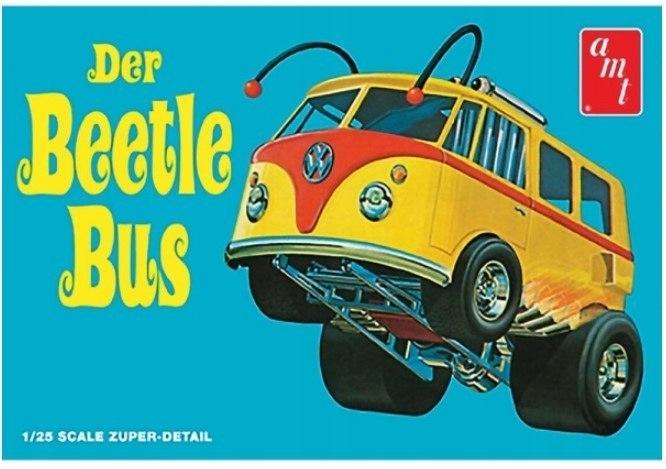 Model plastikowy - Samochód Beetle Bus Volkswagen