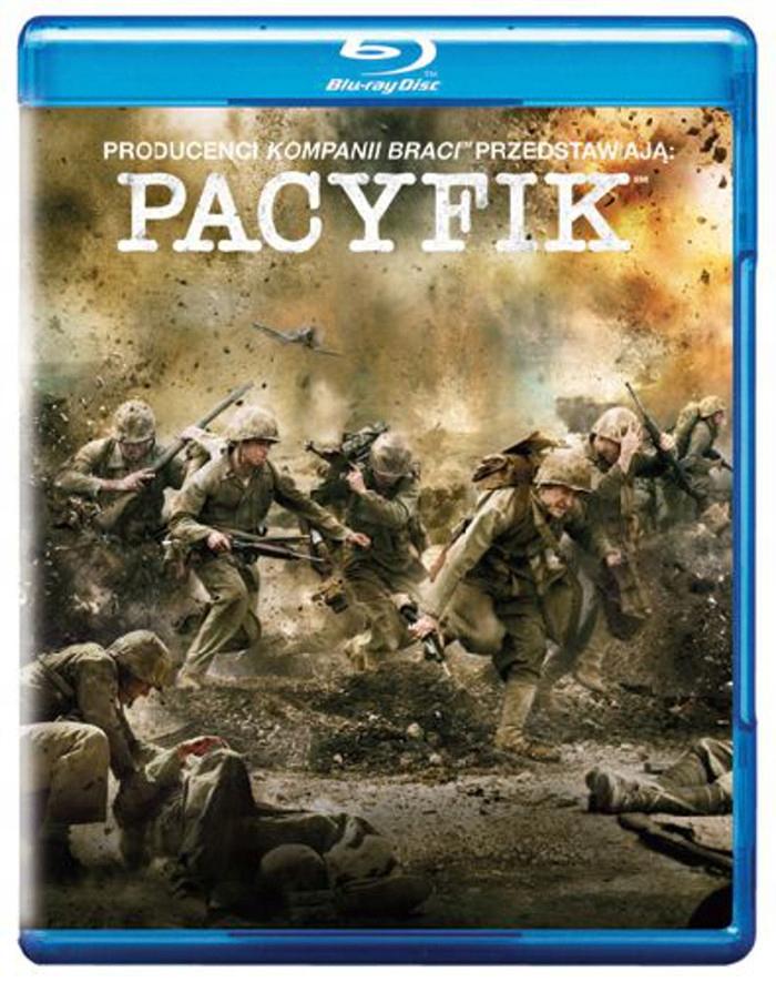 PACYFIK 6 BLU RAY