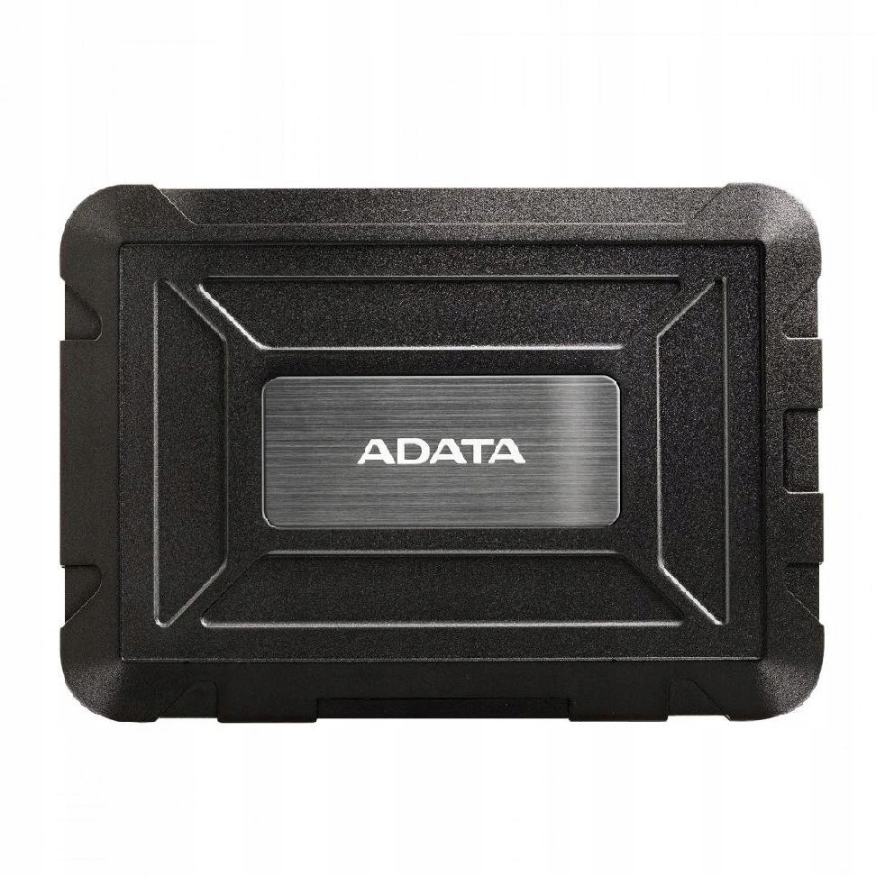 Obudowa HDD 2,5'' Adata ED600 zewnętrzna USB3.1