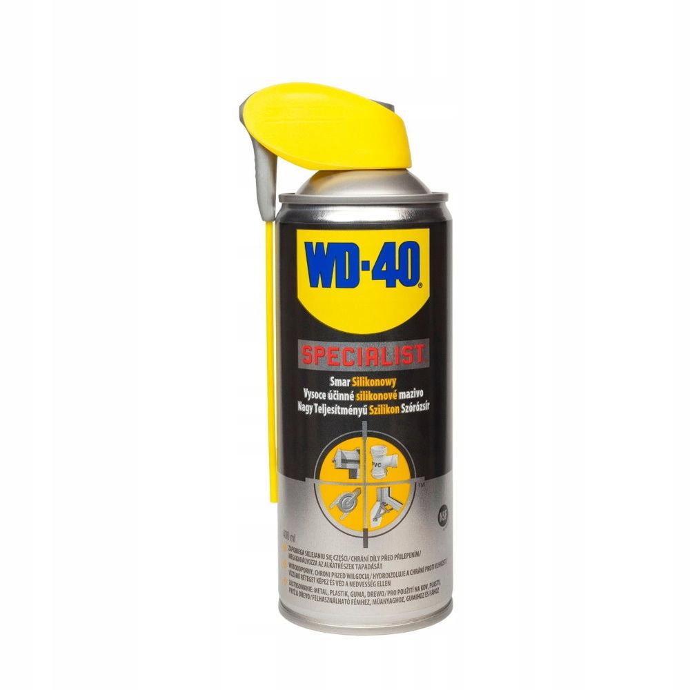 WD-40 SPECIALIST SMAR SILIKONOWY WD40 400ml