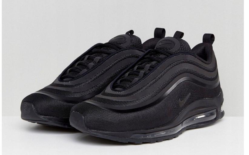 Nike Air Max 97 Ul '17 Sneakers In Black 918356 001 ($195