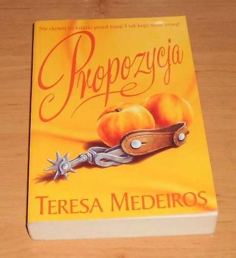 TERESA MEDEIROS - Propozycja