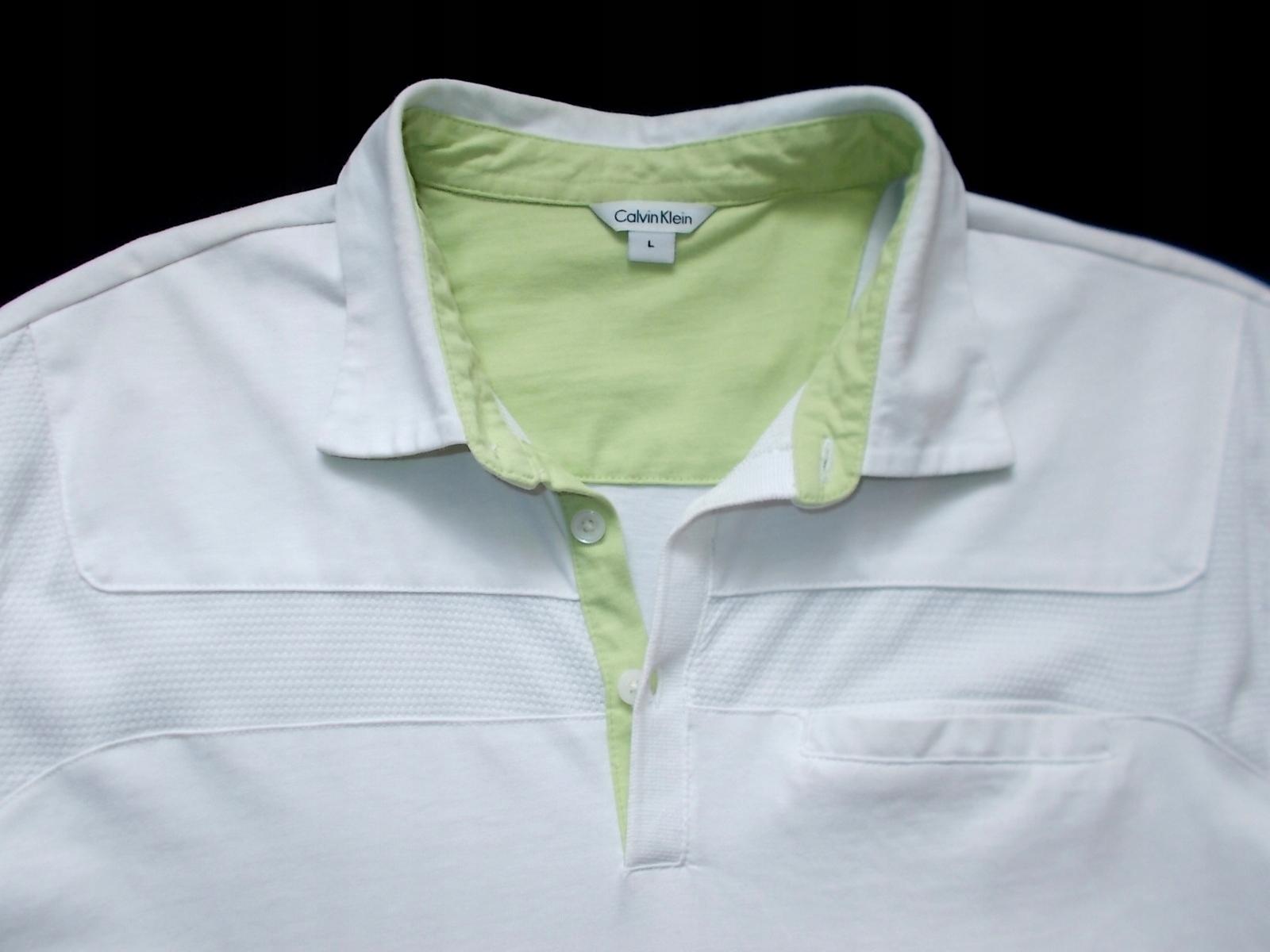 Calvin Klein koszulka polo.L/XL