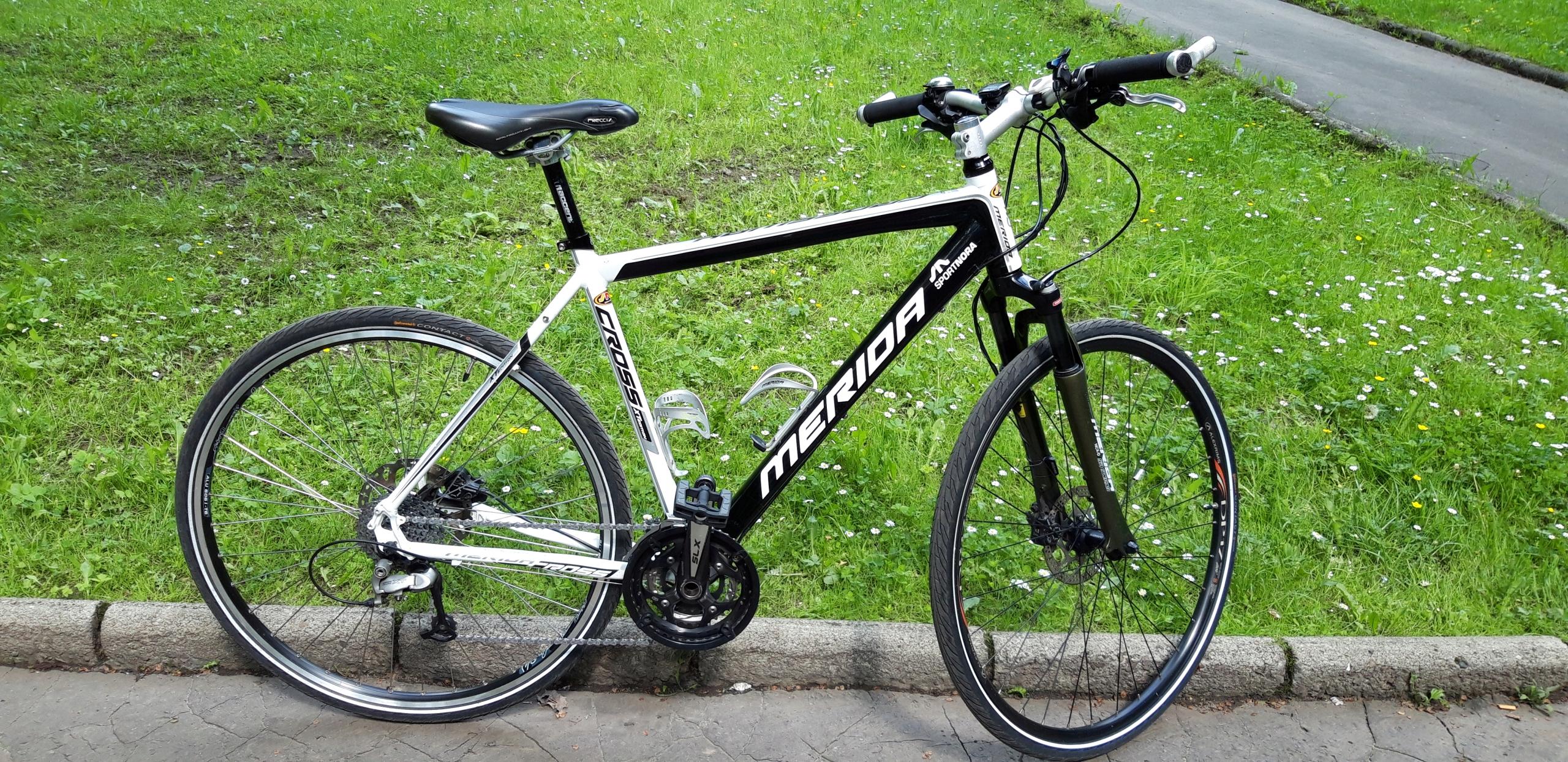 """Rower męski crossowy Merida 28"""""""