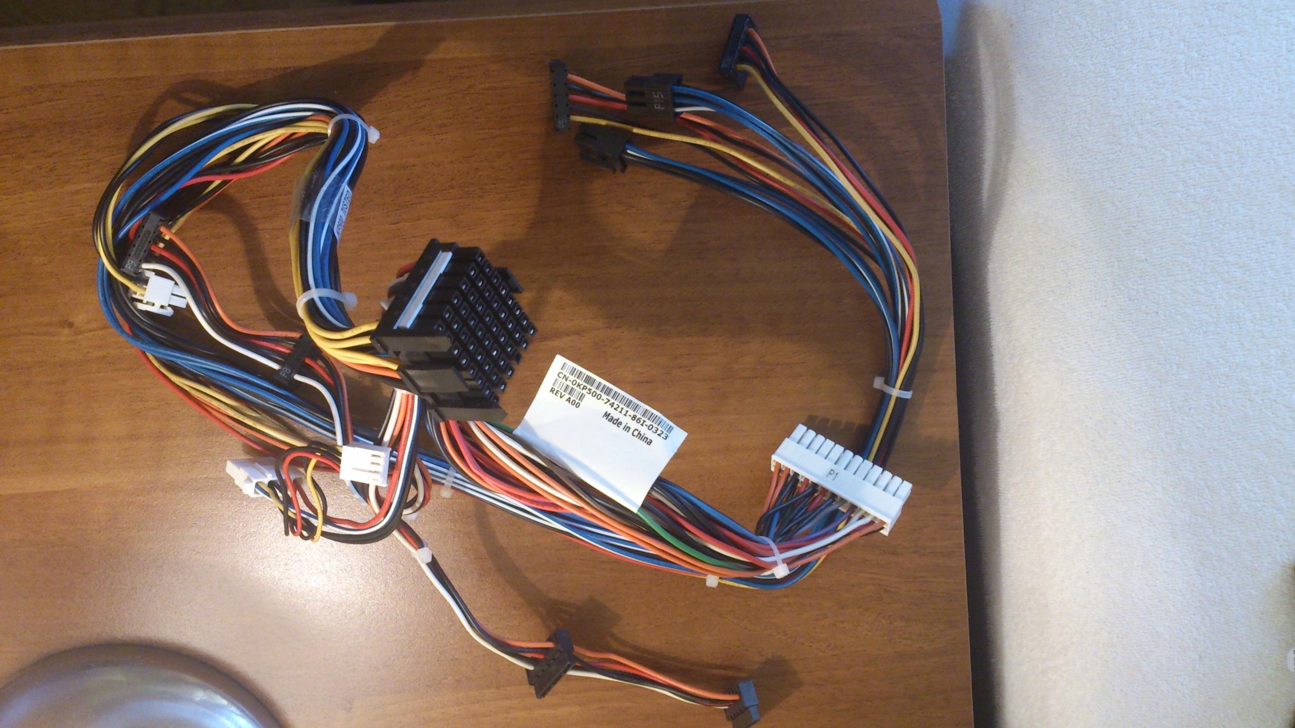ZASILACZ DELL PRECISION T3400 T3500 NSP-525AB A - 7682757256