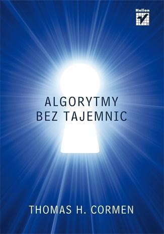 ALGORYTMY BEZ TAJEMNIC, THOMAS H. CORMEN