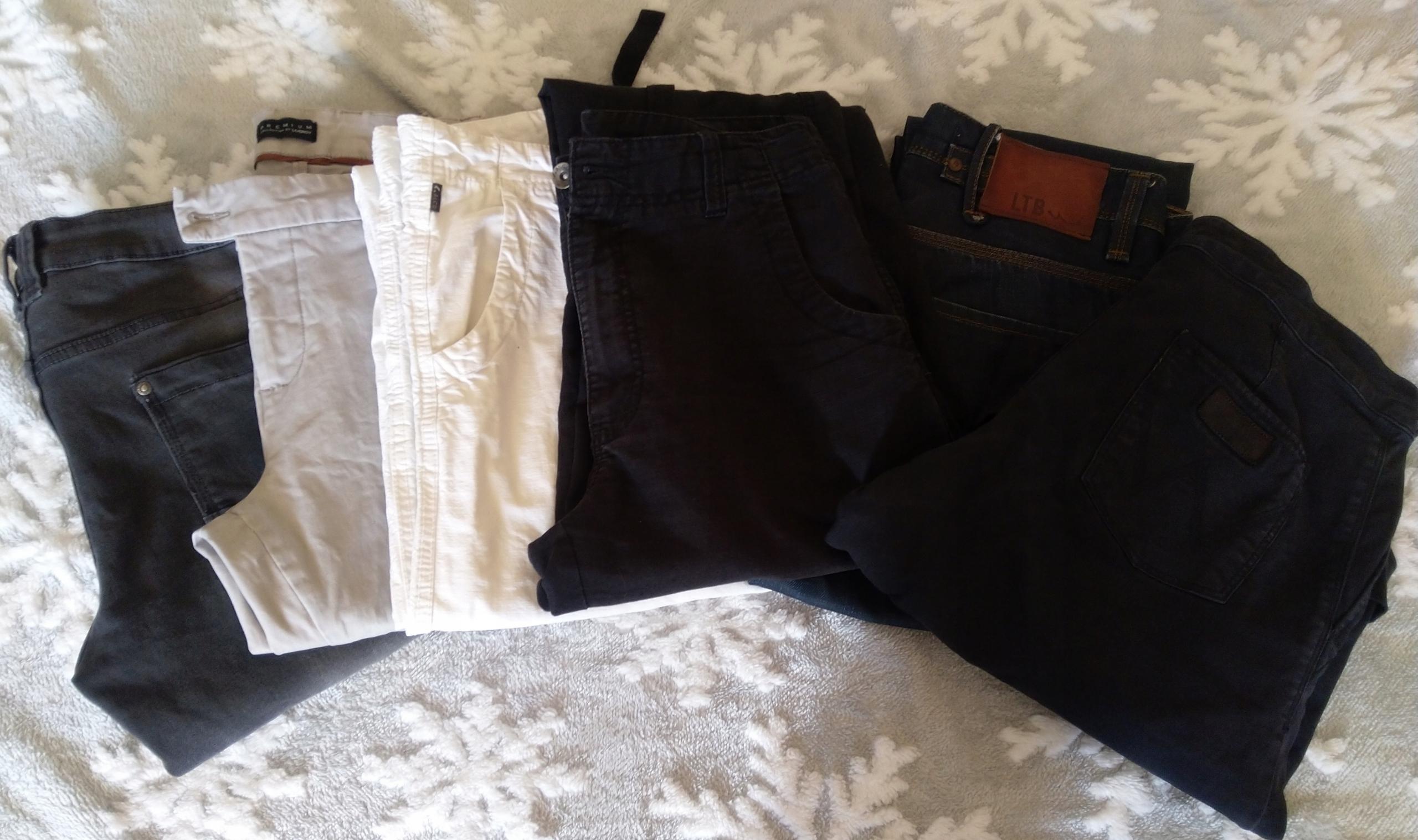 Wrangler, LTB Spodnie 6 par