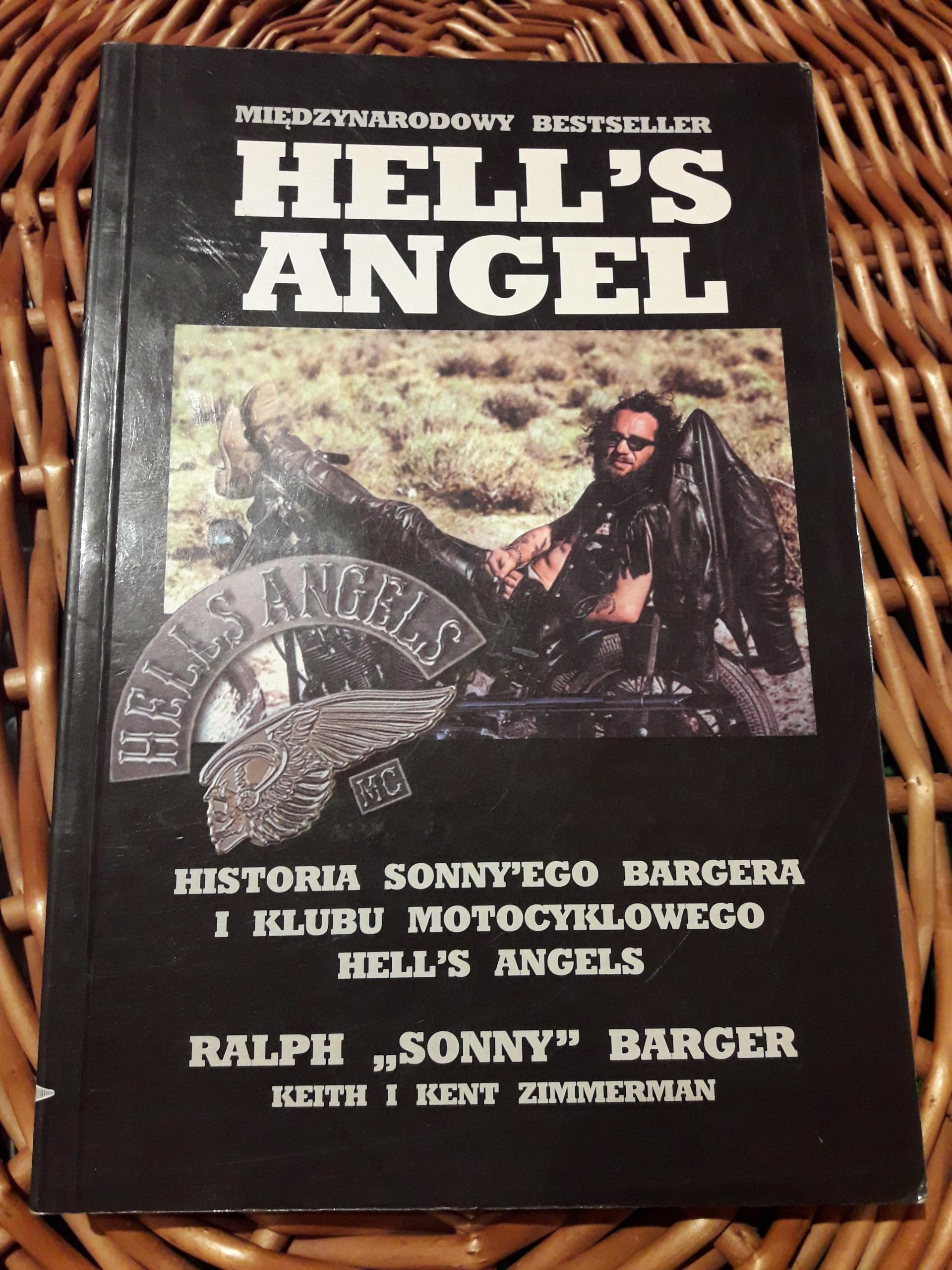 HELLS ANGEL HELLS ANGELS HISTORIA KLUBU HARLEY