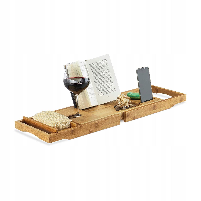 611G4 Relaxday deska podpórka pod książkę na wannę