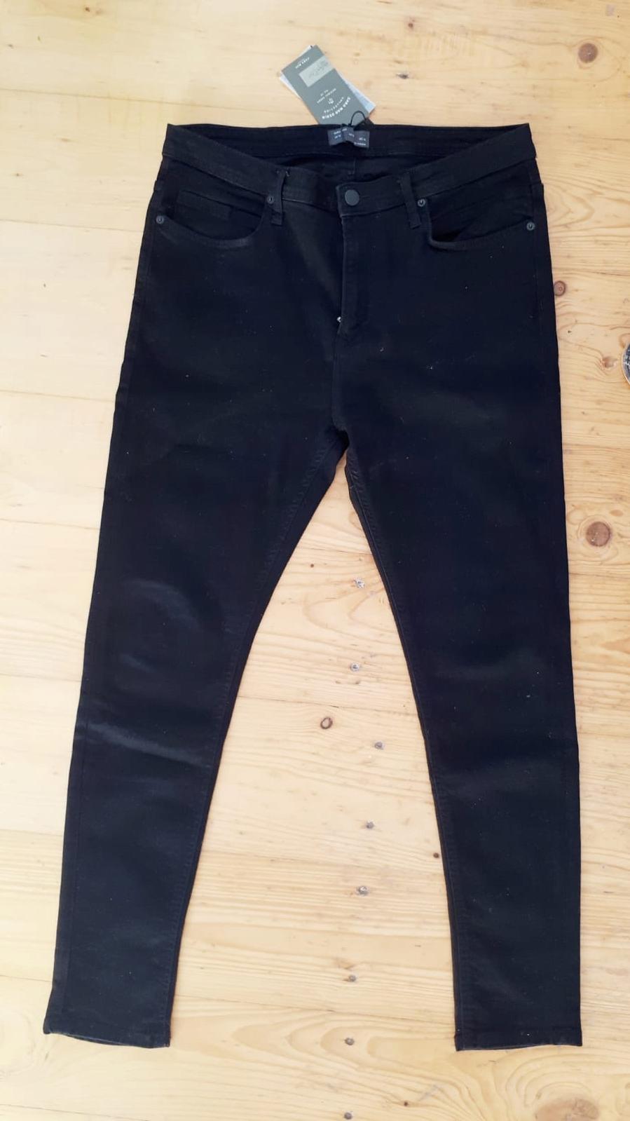 Spodnie Zara Skinny Fit NOWE r. 46 !!! Rurki slim