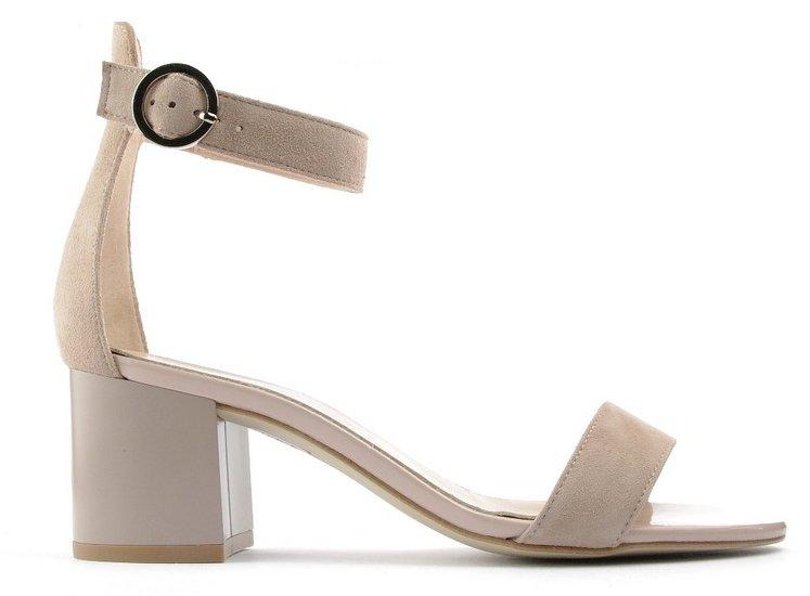 Stylowe różowe sandały damskie ALDO idealne na ciepłe dni