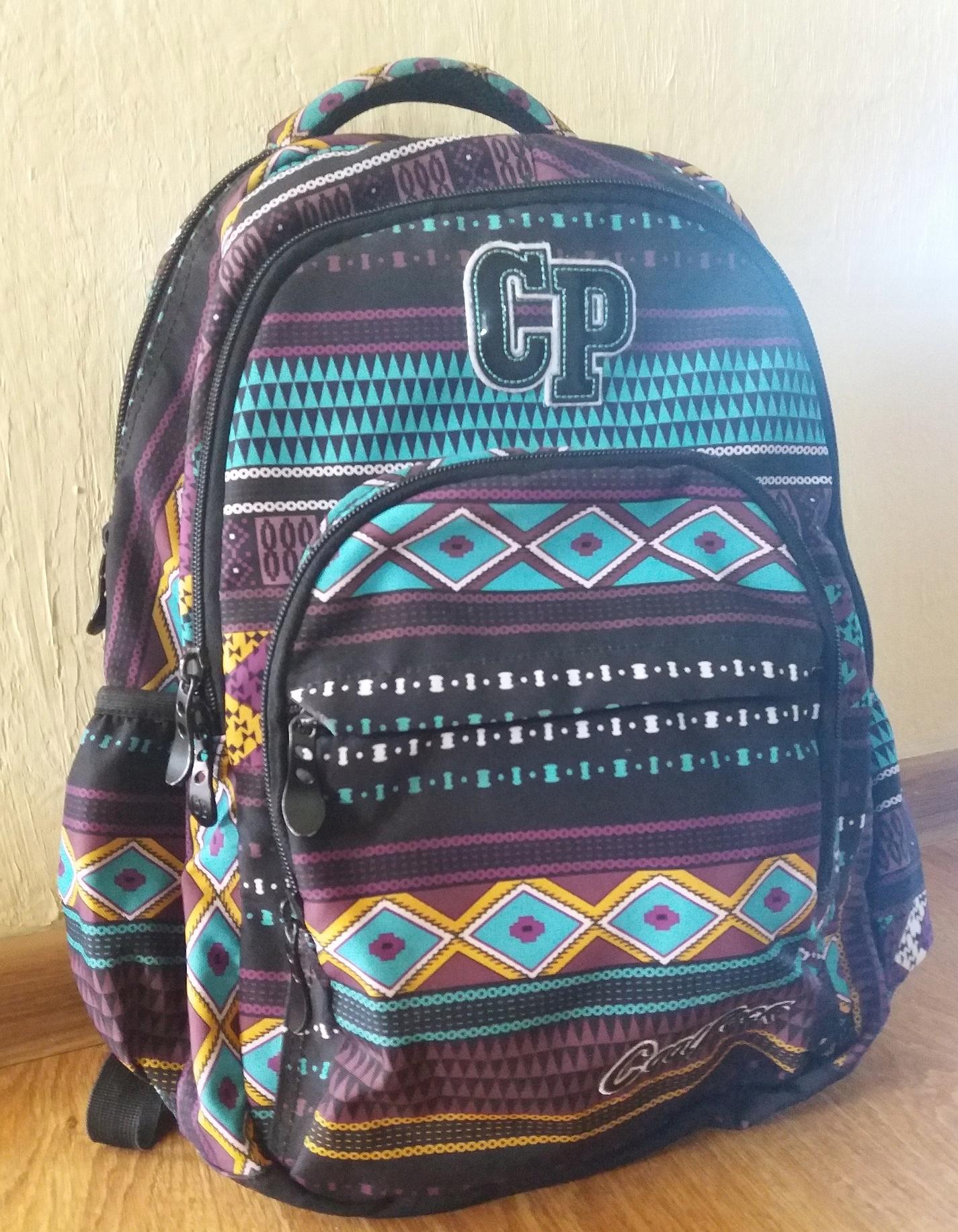 Plecak szkolny Cool Pack czterokomorowy