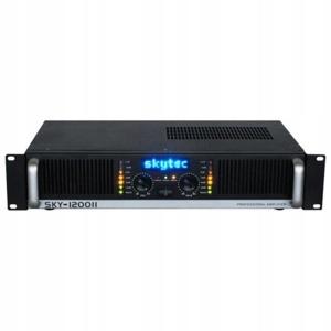 Wzmacniacz SKY-1200 II 2 x 600W Skytec