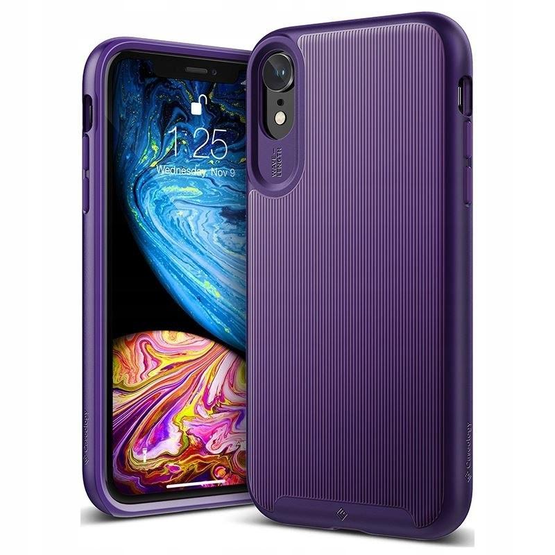 Caseology Wavelength Case - Etui iPhone XR (Violet