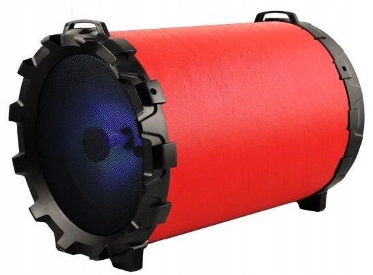 SoundTube 220 RED przenośny głośnik Bluetooth z