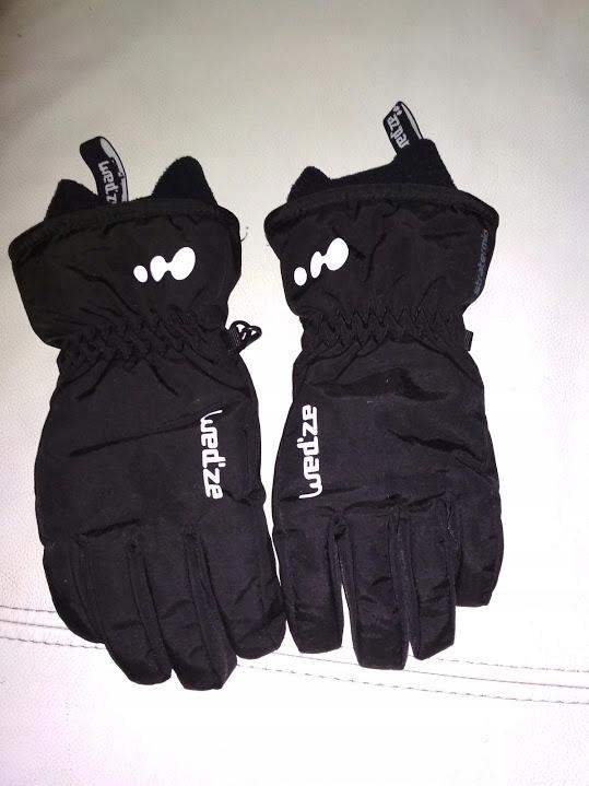 rękawiczki narciarskie