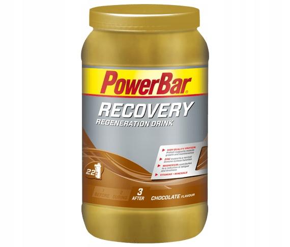 PowerBar Recovery Drink 1210g Czekoladowy GRATISY