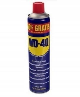 Środek WD-40 400ml +50% konserwująco-smarujący