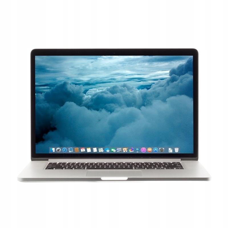 Apple MacBook Pro i7 15 Retina mojave 16GB 256SSD