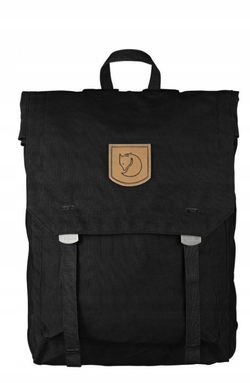 Plecak Fjallraven Kanken Foldsack No.1 BLACK