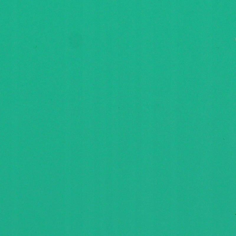 Folia odcinek matowa gładka turkusowa 1,52x0,1m