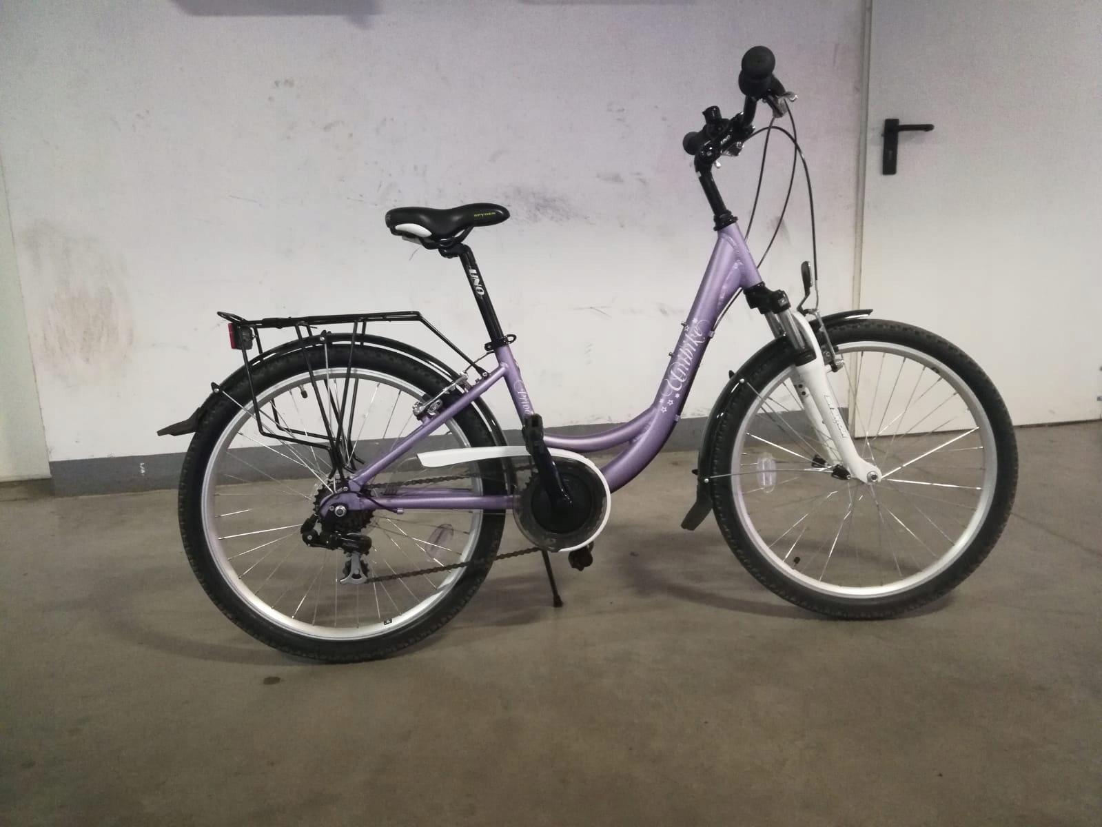 rower dla dziewczynki 9-12lat