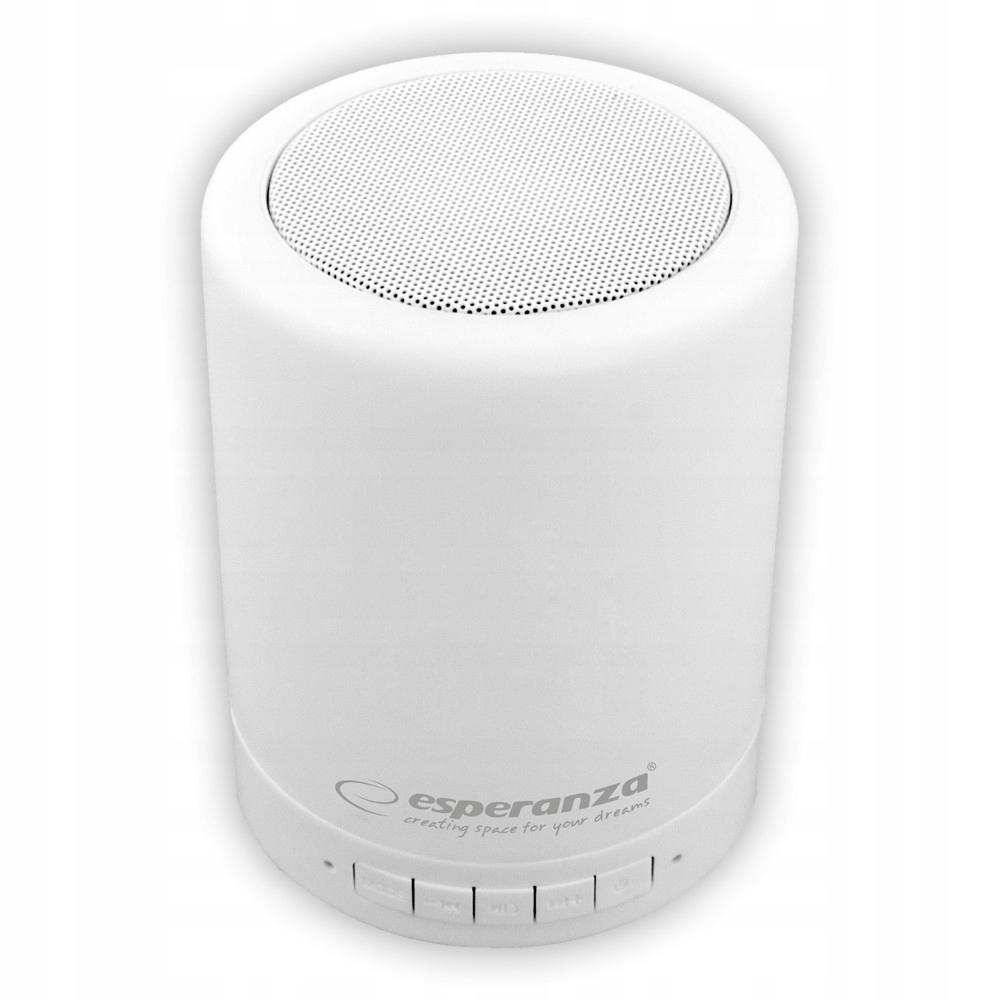 Głośnik bluetooth z podświetleniem LED FANTASIA