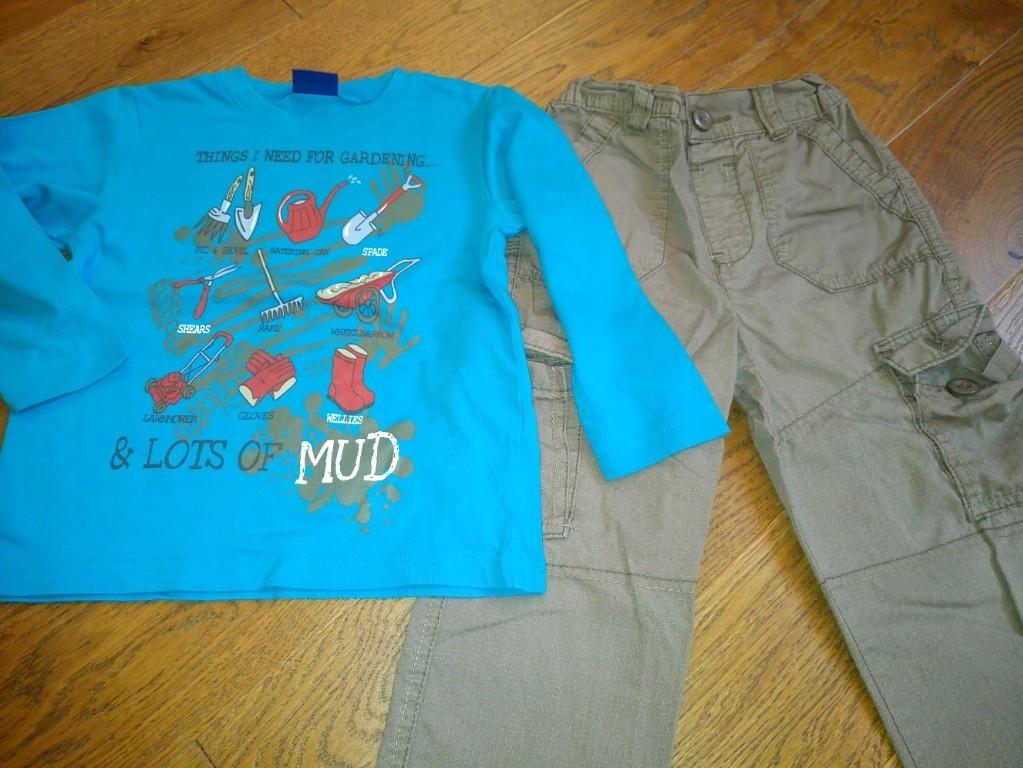 Cherokee 104 spodnie bluzka