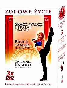 ZDROWE ŻYCIE BOX 3 DVD FOLIA !