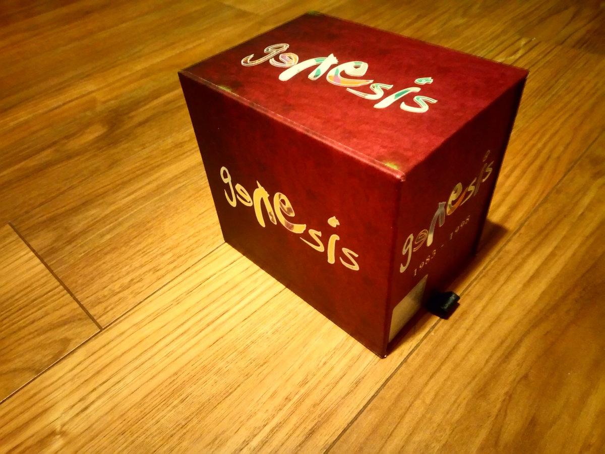 GENESIS 1983 1998 BOX + KSIĄŻECZKA (BEZ SACD, DVD)