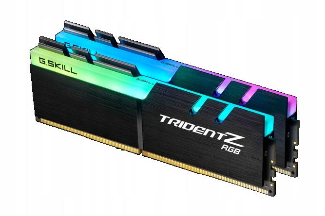 Pamięć G.Skill Trident Z RGB DDR4, 2x8GB, 3200MHz,
