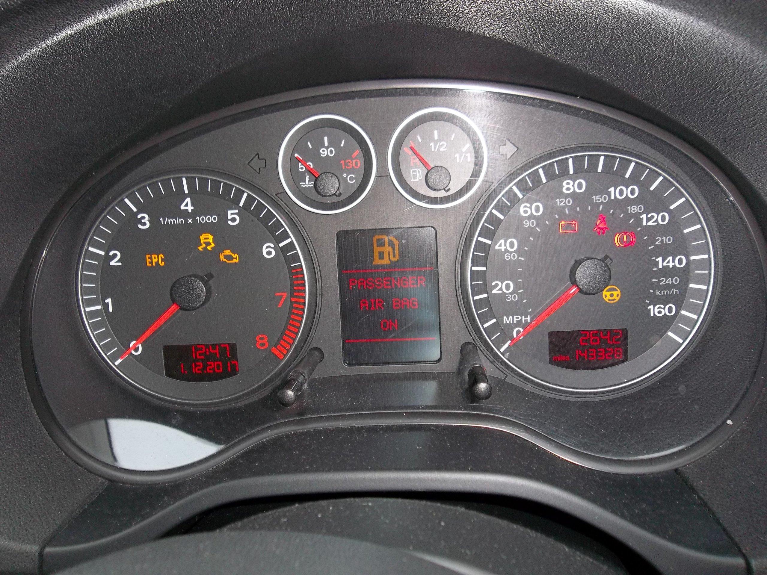 Licznik Zegar Audi A3 8p Lift Sportback 7110816051 Oficjalne